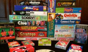 2020 Board Game Drive