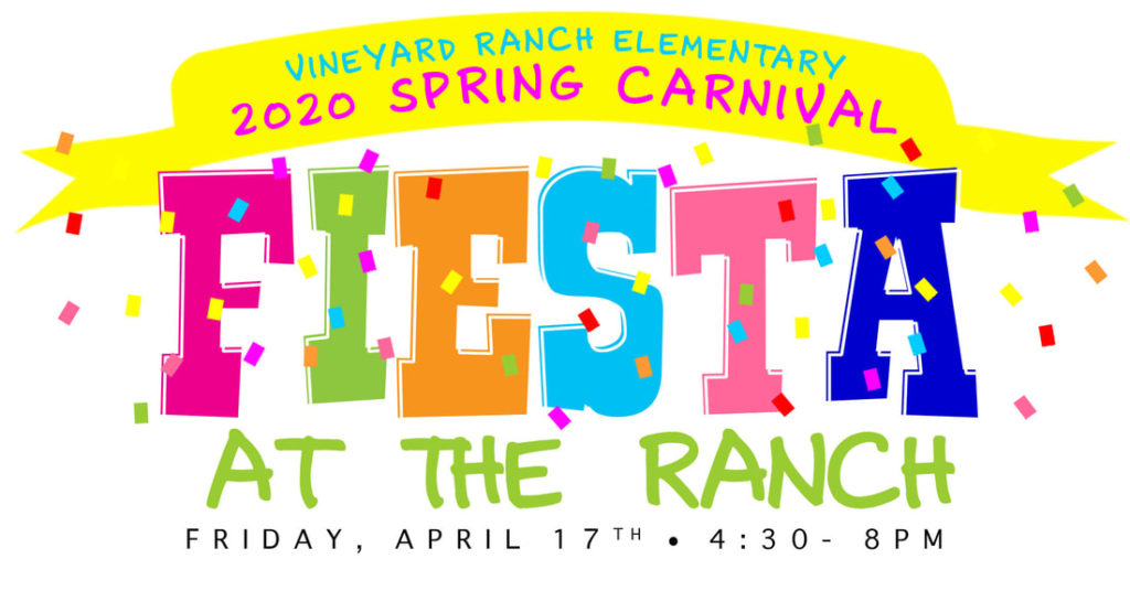 Vineyard Ranch Elementary 2020 Spring Carnival